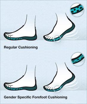 Zapatillas reinventadas para mujeres